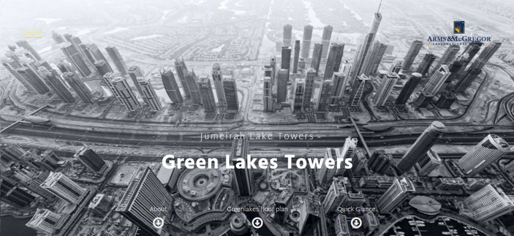 Green Lakes Towers JLT