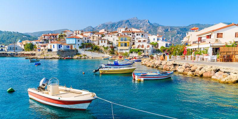 وضعیت جغرافیایی و گردشگری قبرس