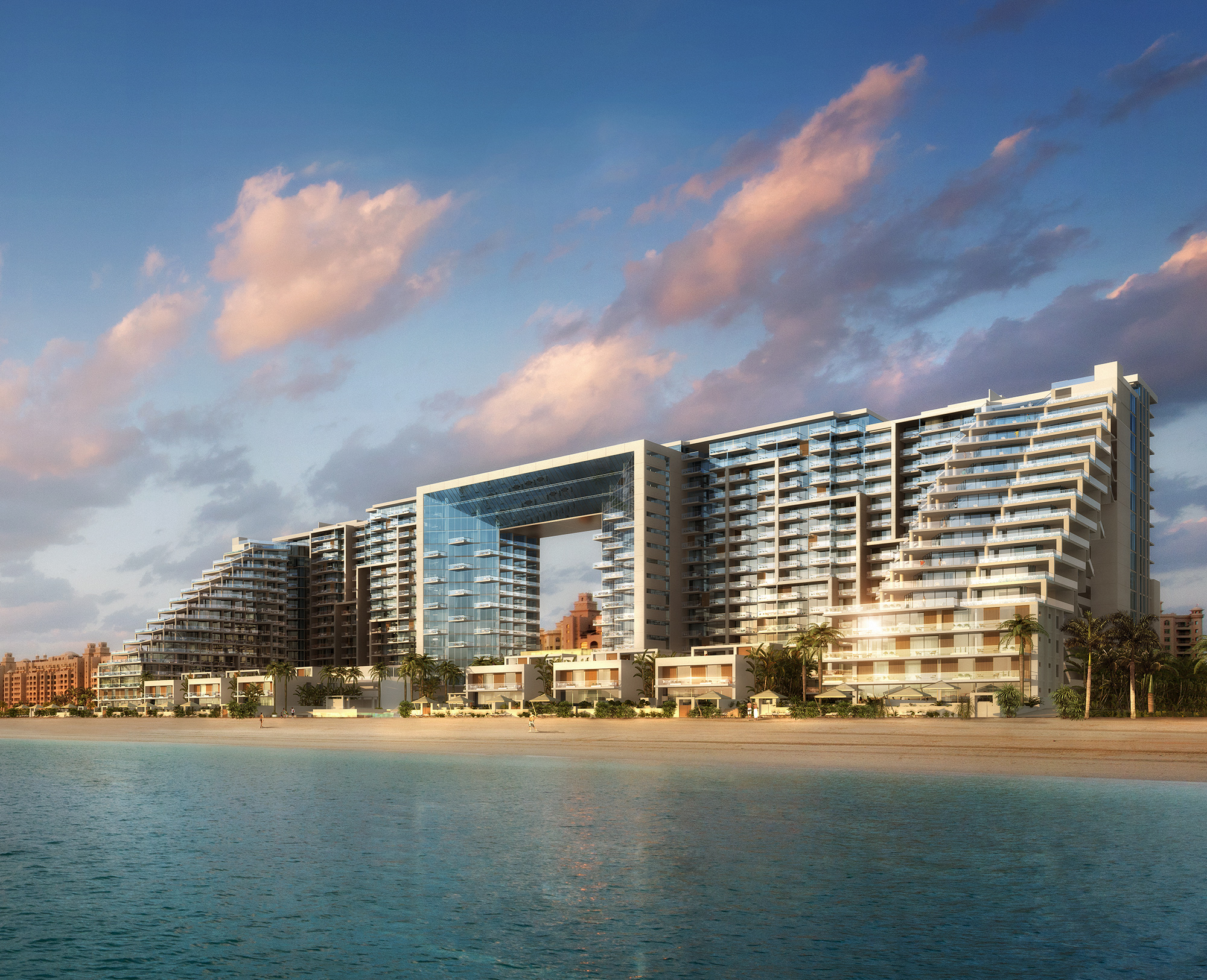 Dubai Hotel Apartments Jumeirah Beach