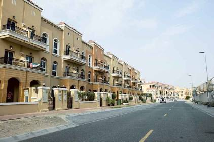 Dubai's freehold areas feel the biggest rental pinch