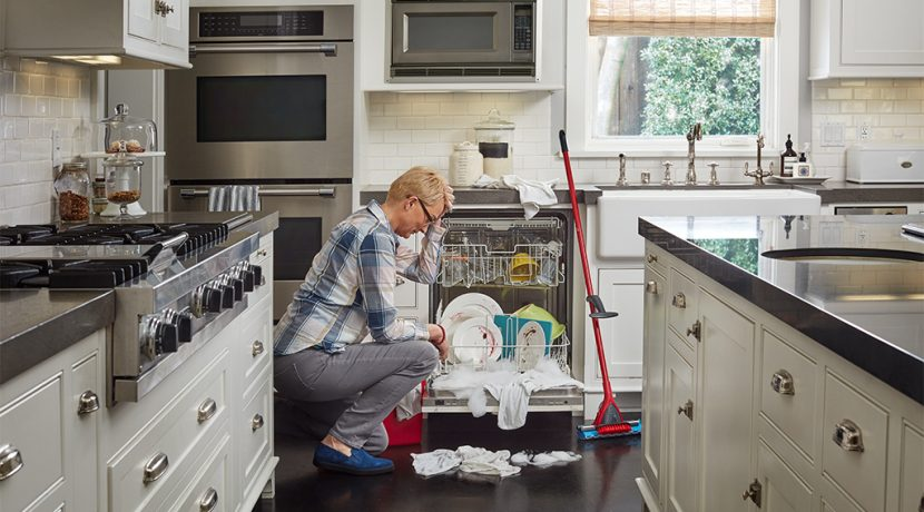 Easiest-to-Clean Appliances and Fixtures