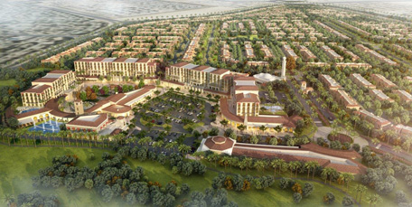 Dubai developer tests waters with Dh24m villas