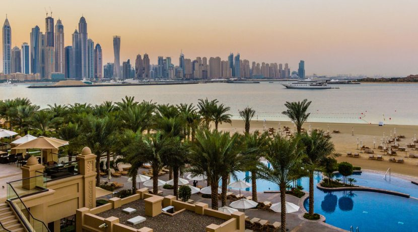 Dubai's hotel serviced apartments are now hot picks