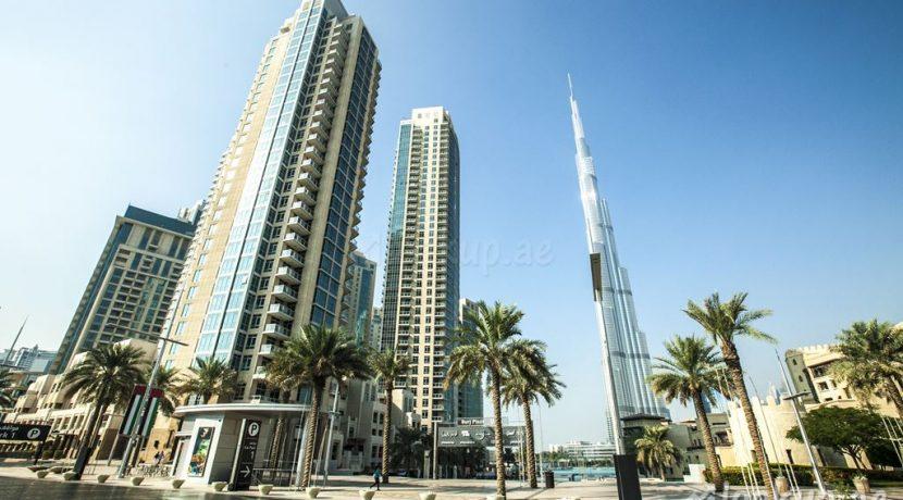 burj residences downtown