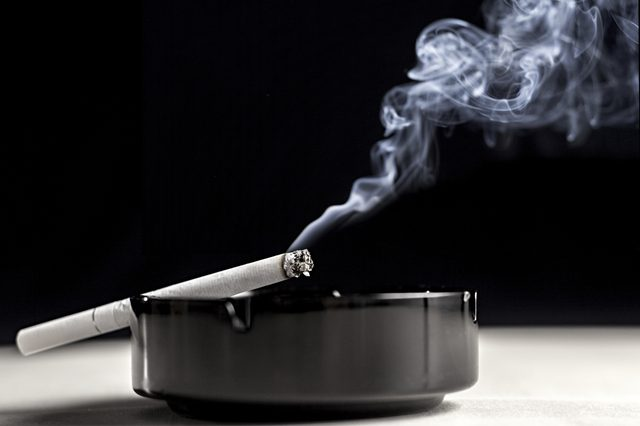 Removing Cigarette Odors from your Home