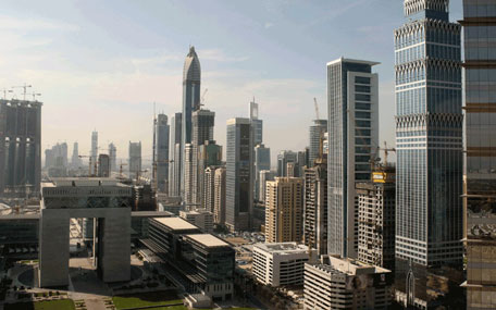 Dubai's DMCC unfazed by current property market weakness