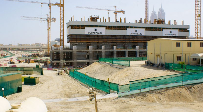 28,600 buildings under construction in Dubai – 5,633 completed this year