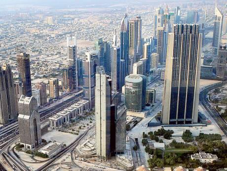 Older office buildings feel the heat in Dubai