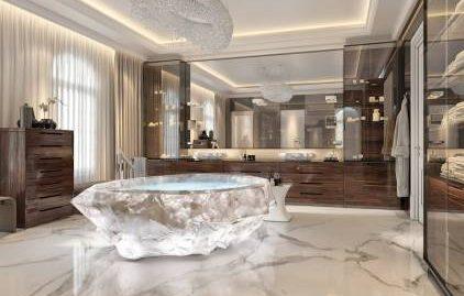 First look inside a XXII Carat villa