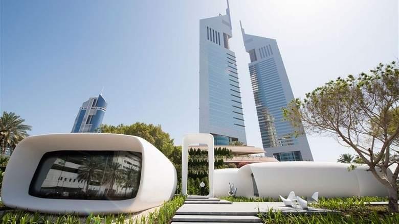 Dubai to soon unveil first 3D-printed villa