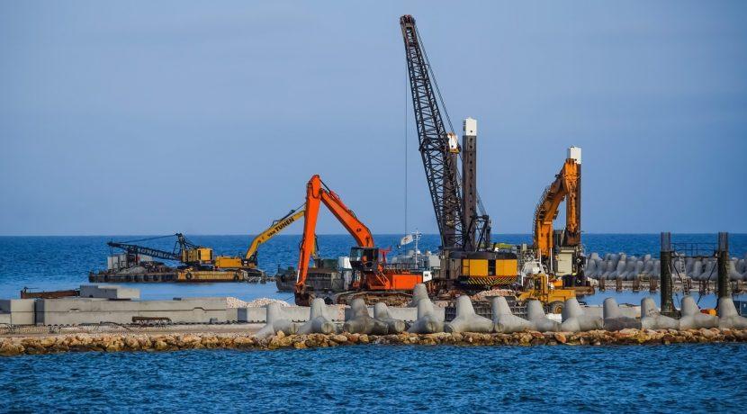 Dubai property construction