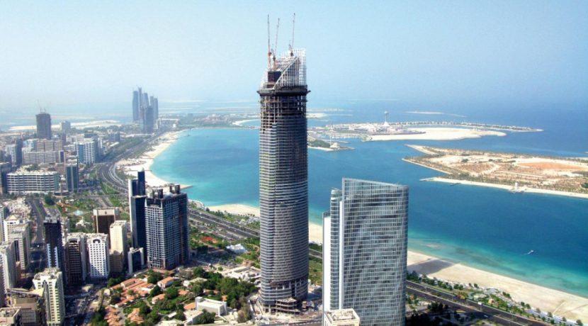 cityscape abudhabi