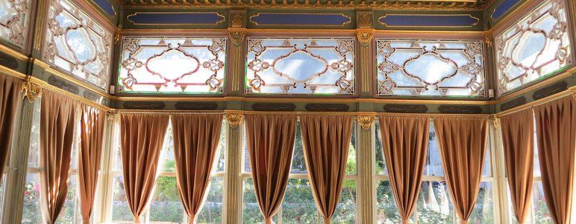 homes and drapes