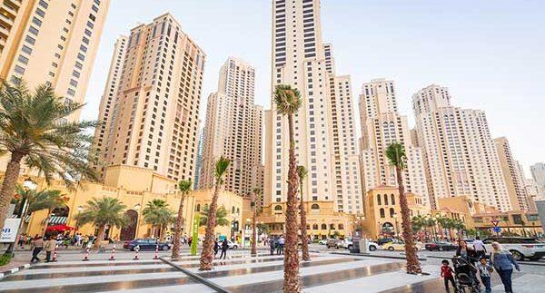 Rental dip in Dubai