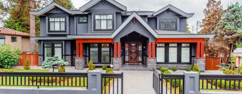 home wall exterior