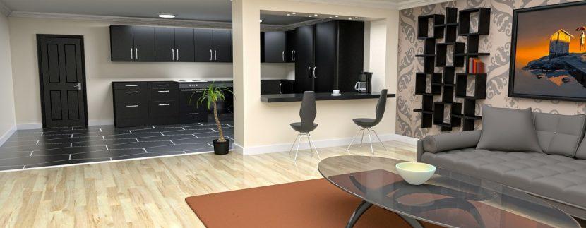 Living room organise