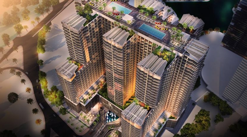 Seven tides - New off-plan project in JLT