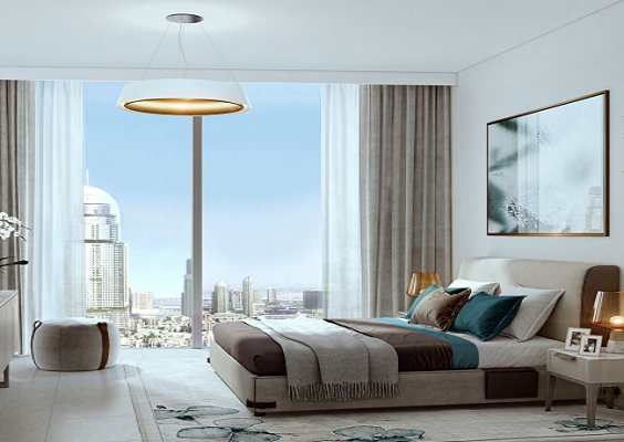 Emaar launches residential tower in Downtown Dubai - Grande