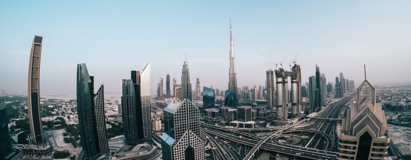 Dubai or Sharjah