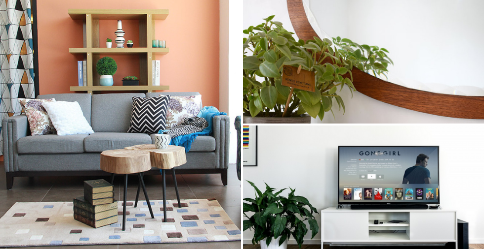 Simple Decorating Ideas To Make Your Room Look Amazing: 23 Super Easy Ways To Make Your Tiny Living Room Look Bigger