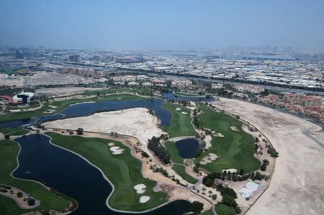 luxury property market in Dubai