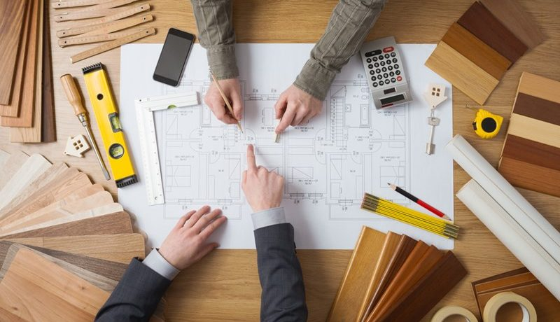 remodeling an investment villa
