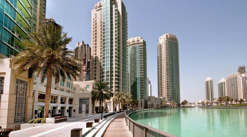 Dubai real estate sector