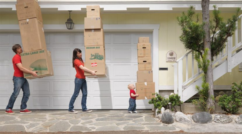 Stay Organized while Moving homes