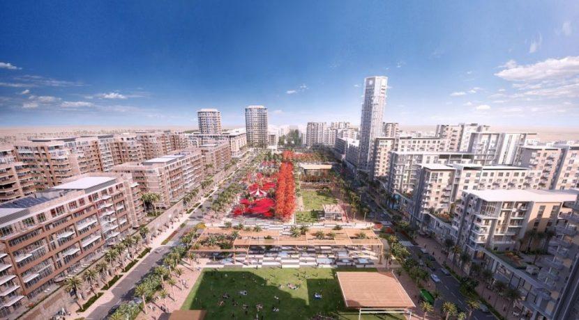 Most attractive areas in Dubai
