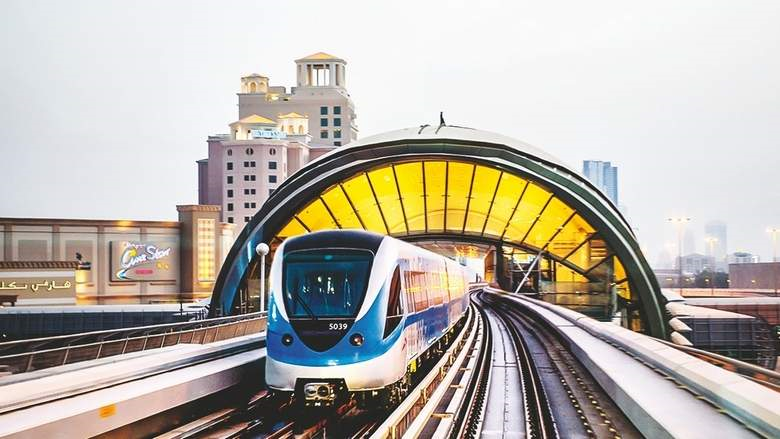 Dubai Metro impacts rents