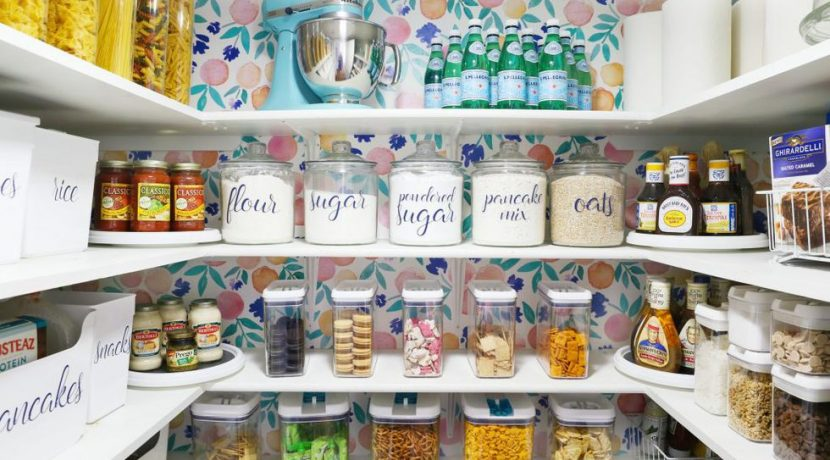 13 Clever Pantry Organization Ideas for All Your Baking (and Snacking!) Needs
