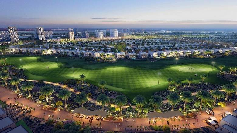 Emaar unveils villas in Dubai South for Dh1 million