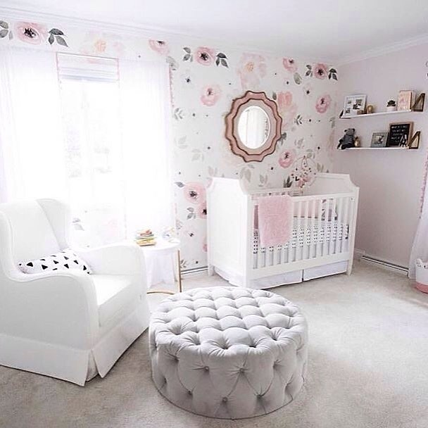Baby Nurseries 2019 Baby Girl Nursery Ideas
