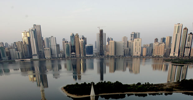 Sharjah sees boom in real estate