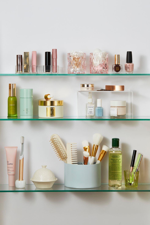 Smart Bathroom Shelf Ideas to Keep Your Towels and ...