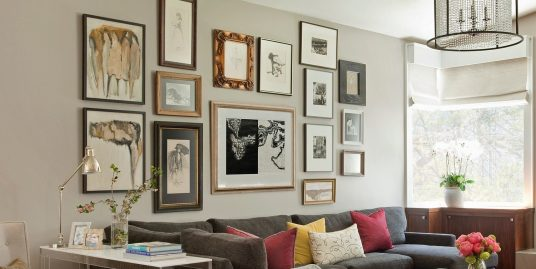 10 Great Design Ideas for Gallery Walls
