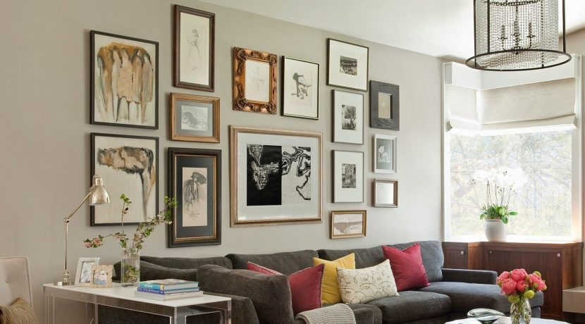 Design Ideas for Gallery Walls