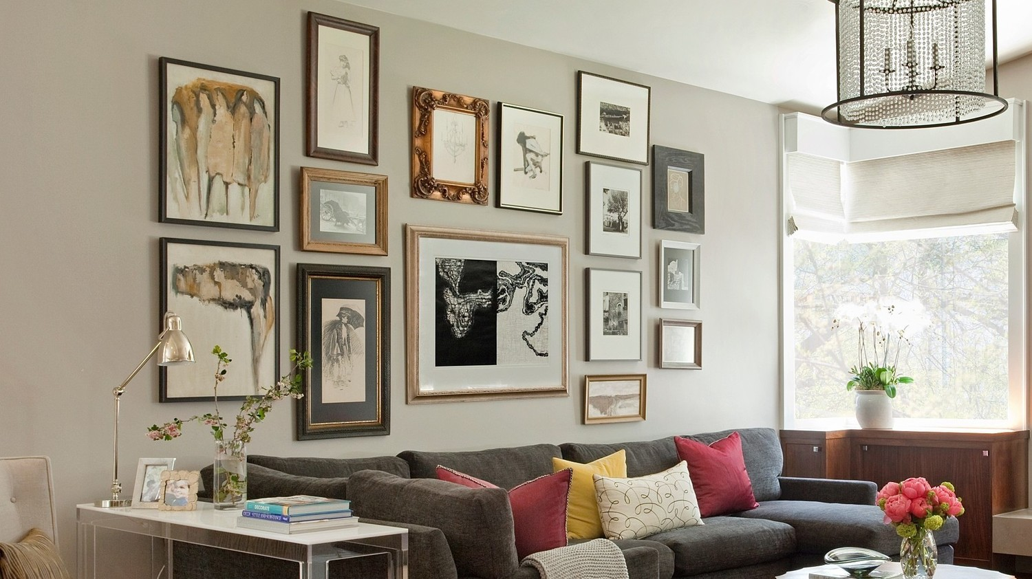wall ideas 10 great design ideas for gallery walls reasons to love