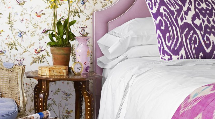 8 Colorful Bedrooms That'll Make You Wake Up Happier