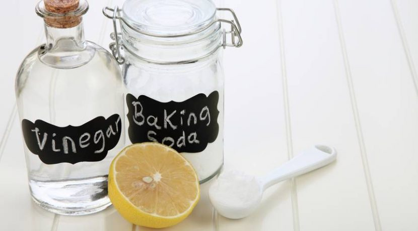 Homemade and Natural Cleaning Products