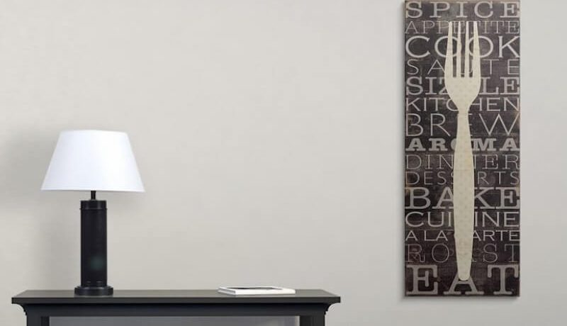 4 Ways to Use Script Wall Art in Your Home