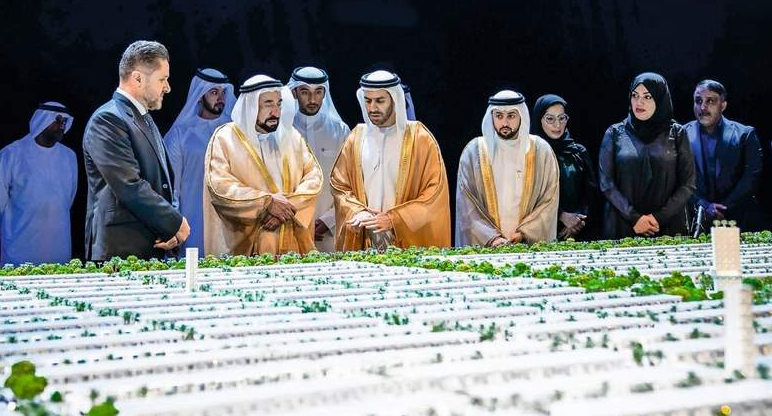 Sharjah unveils sustainable project