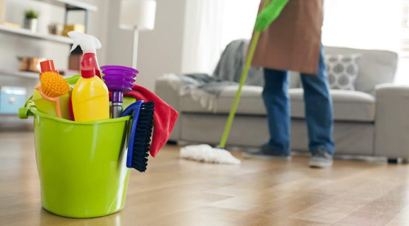 Bad Cleaning Habits