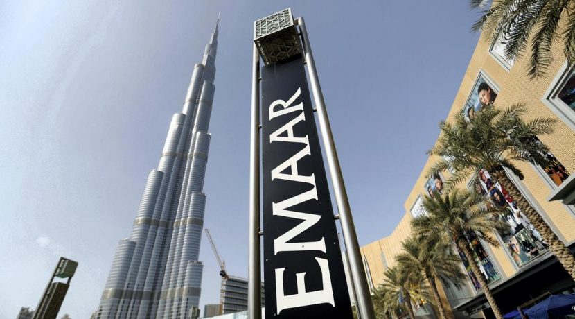 emaar built to handle