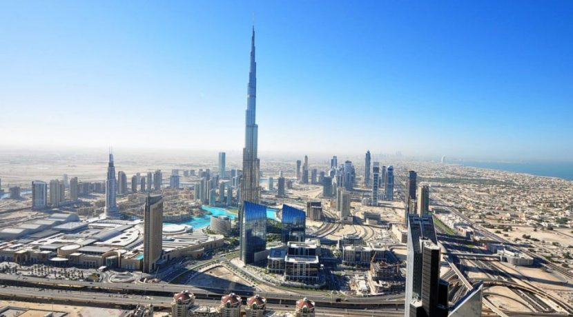 Average Dubai property price