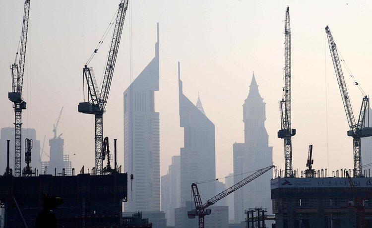 Dubai Real Estate Construction