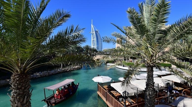 Dubai-Burj Al Arab view