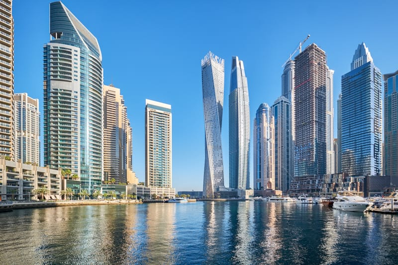 Dubai free zones set marker on rent incentives