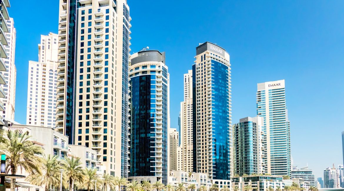 Average office rents in Dubai fall in nine months