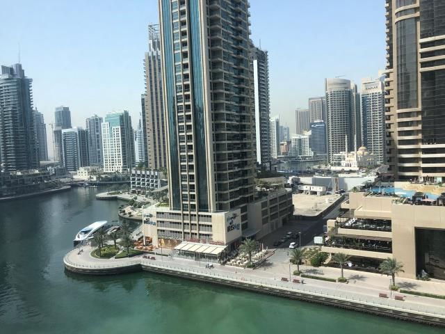 Amazing Full Sea/Marina View Fully Furnished